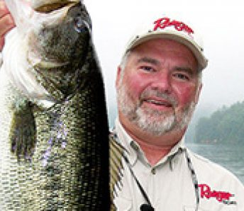 Celebrity angler selects a doctor at CHI St. Luke's Health Memorial to perform prostate surgery